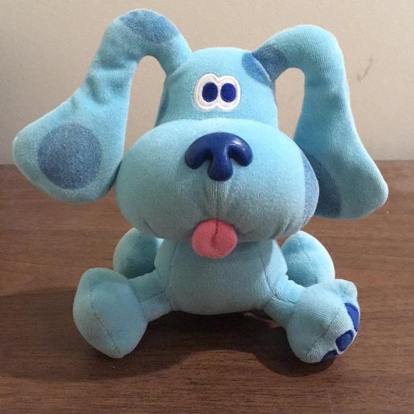 Other Blues Clues Dog 7 Plush Puppy Stuffed Animal Poshmark